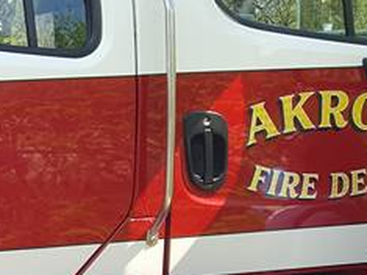 Akron teen charged with aggravated arson after allegedly setting house on fire and injuring grandfather