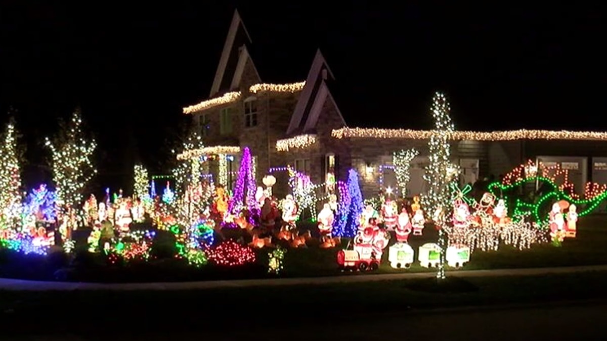 'Prayers From Maria' lights up Christmas spirit to pursue noble cause in Westlake