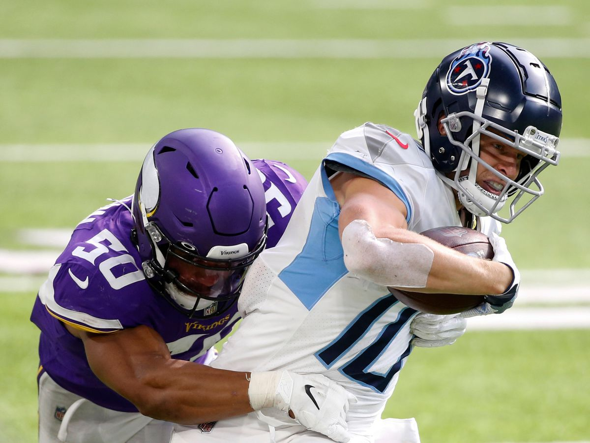 Titans have NFL's first COVID-19 outbreak, with 8 positives