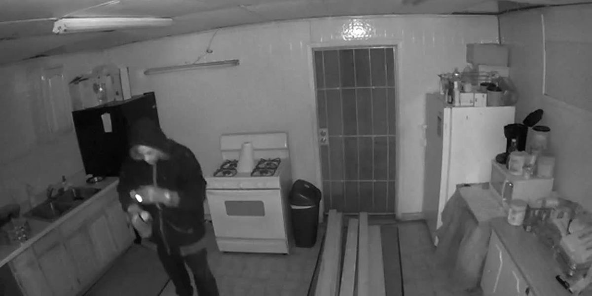 Cleveland police searching for church robbery suspect