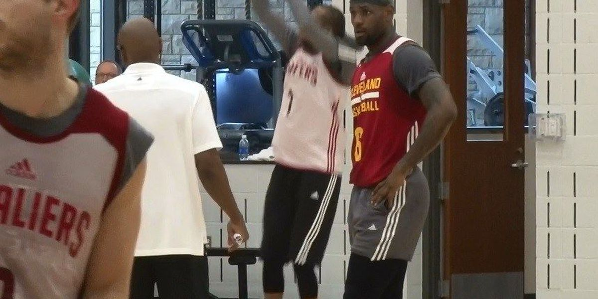 LeBron not surprised that Drummond wasn't penalized