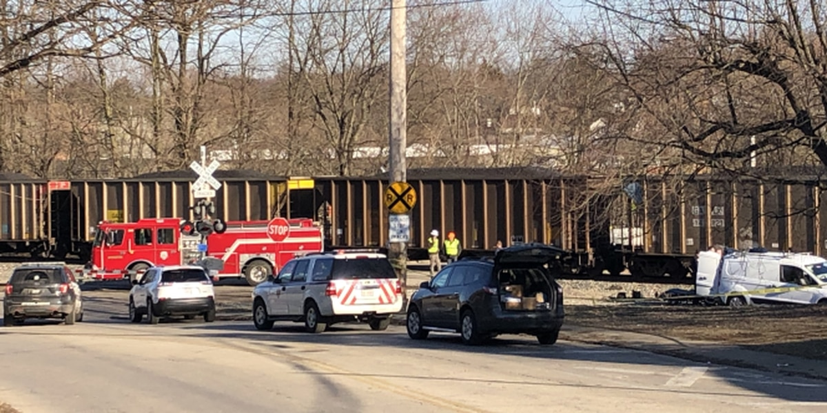Driver loses life after train crashes into car in Barberton