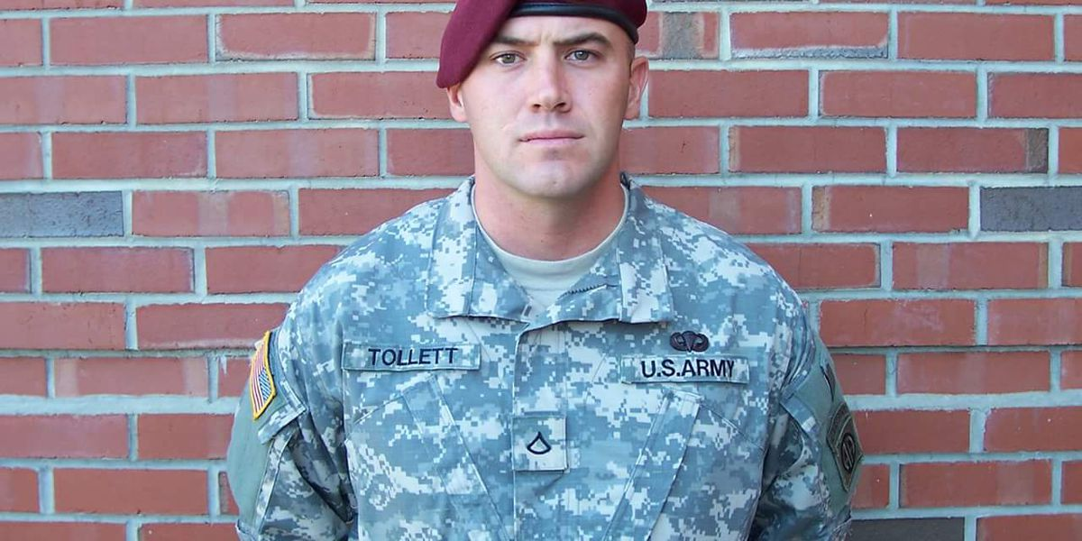 NASCAR to honor Elyria soldier