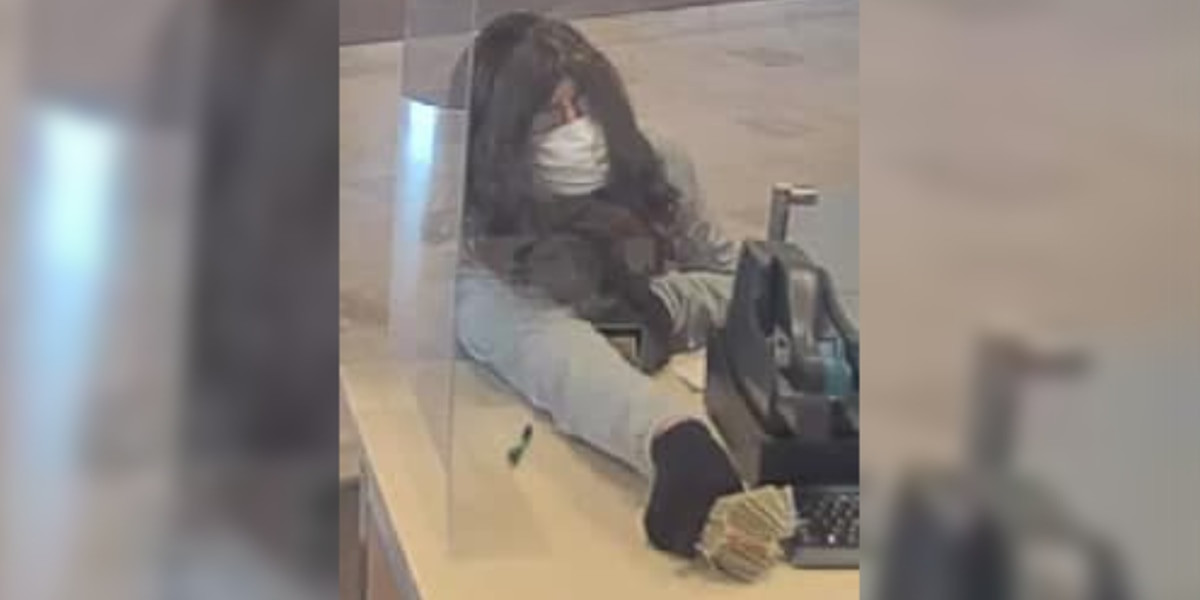 Ashland police request help identifying Huntington Bank robbery suspect