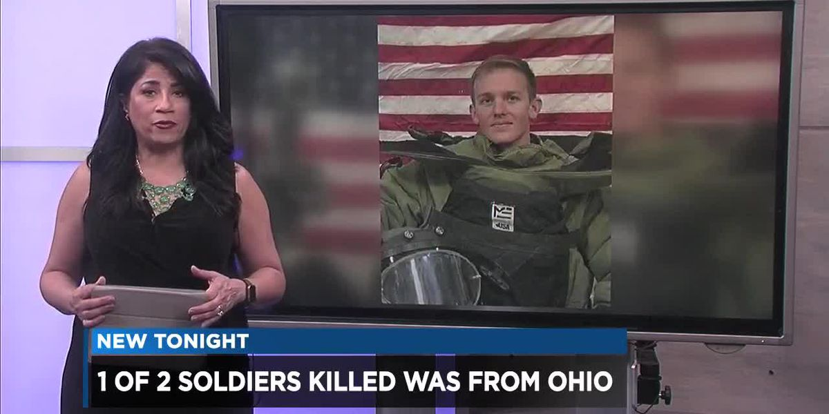 Governor Mike DeWine orders flags flown at half-staff for Ohio soldier killed in Afghanistan
