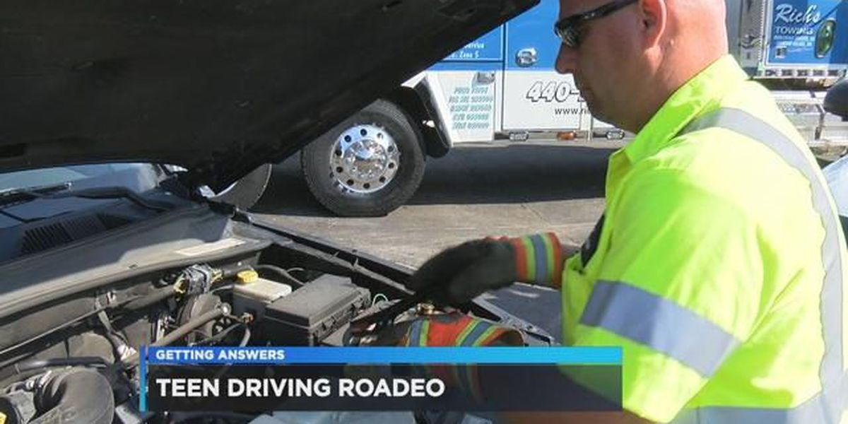 'Teen Driving ROADeo' promotes teen safety on the roads