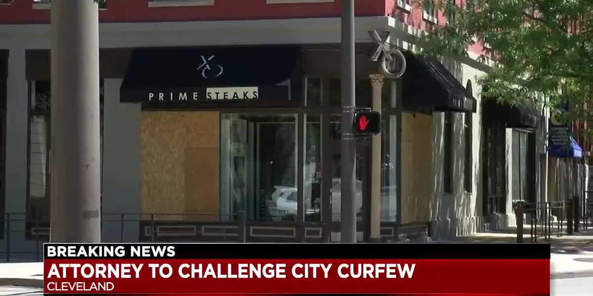 Ohio attorney challenges Cleveland Mayor Frank Jackson's extended curfew