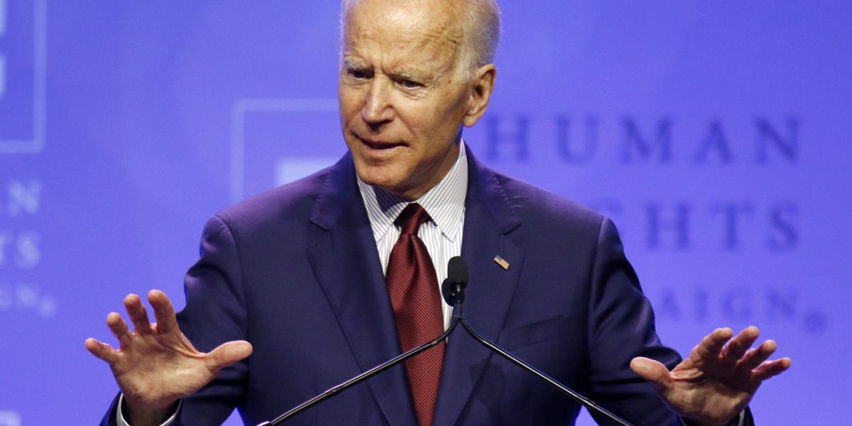 Democratic presidential nominee Joe Biden to campaign Monday in Cleveland