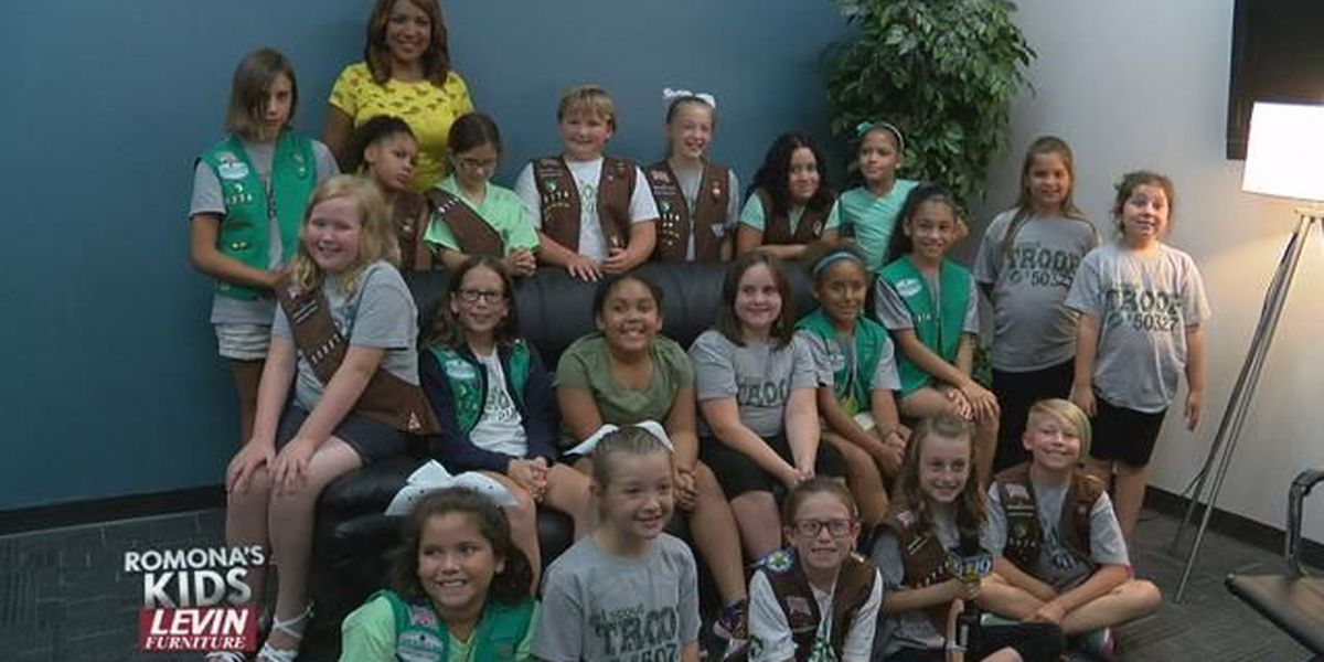 Elyria Girl Scouts excel through outstanding achievements: Romona's Kids
