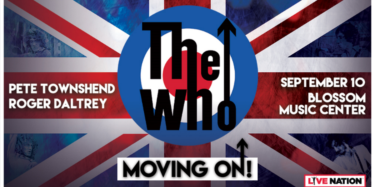 The Who Ticket Giveaway