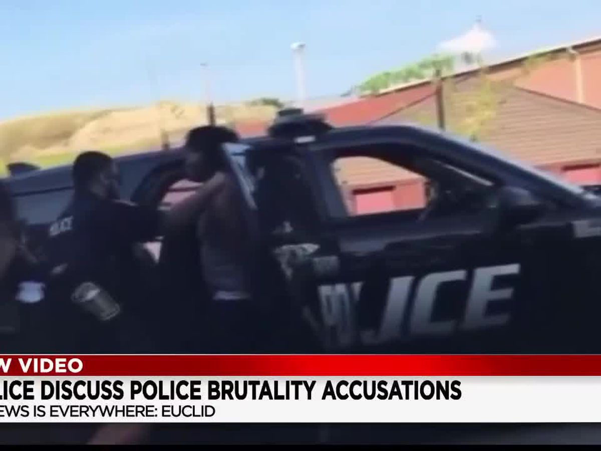 Teen says he was aggressively arrested by Euclid Police, but department argues otherwise (video)