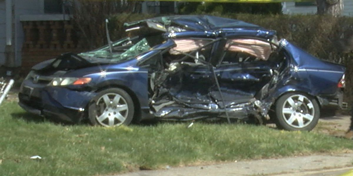Police: Infant, woman injured in Cleveland when suspected drunken driver causes crash
