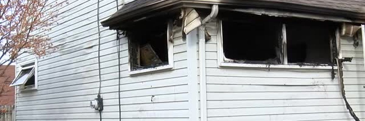 Canton firefighters rescue woman from house fire