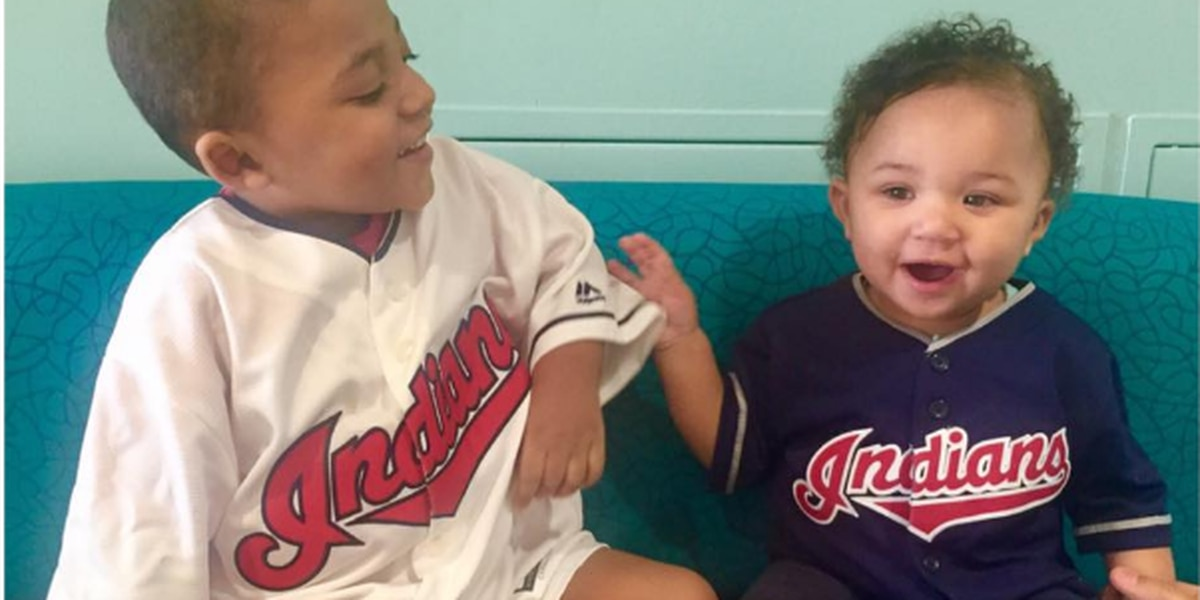 UH out to prove that Cleveland Indians fans are the cutest