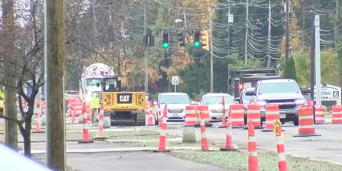 Waiting game continues for drivers in North Ridgeville as construction sees major delays