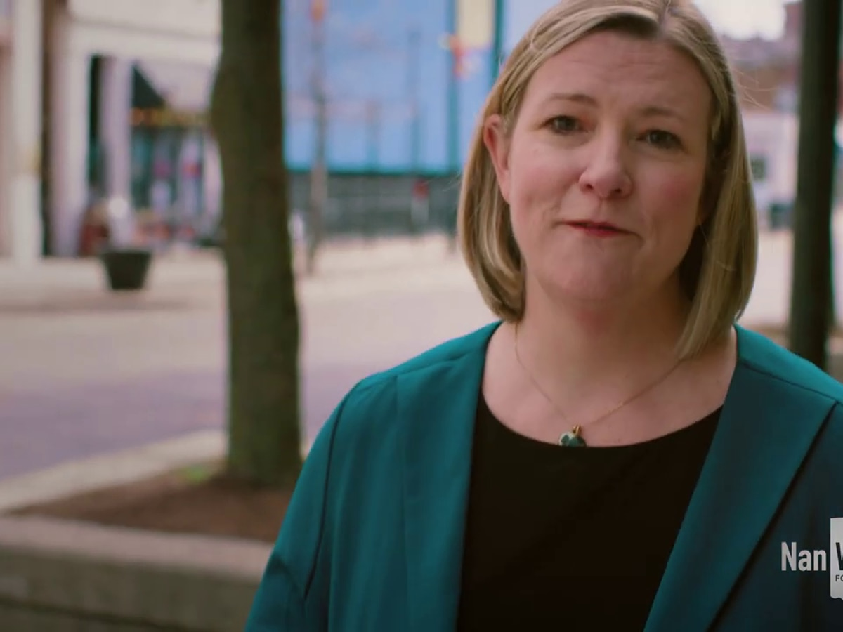 Dayton Mayor Nan Whaley announces run for Ohio governor