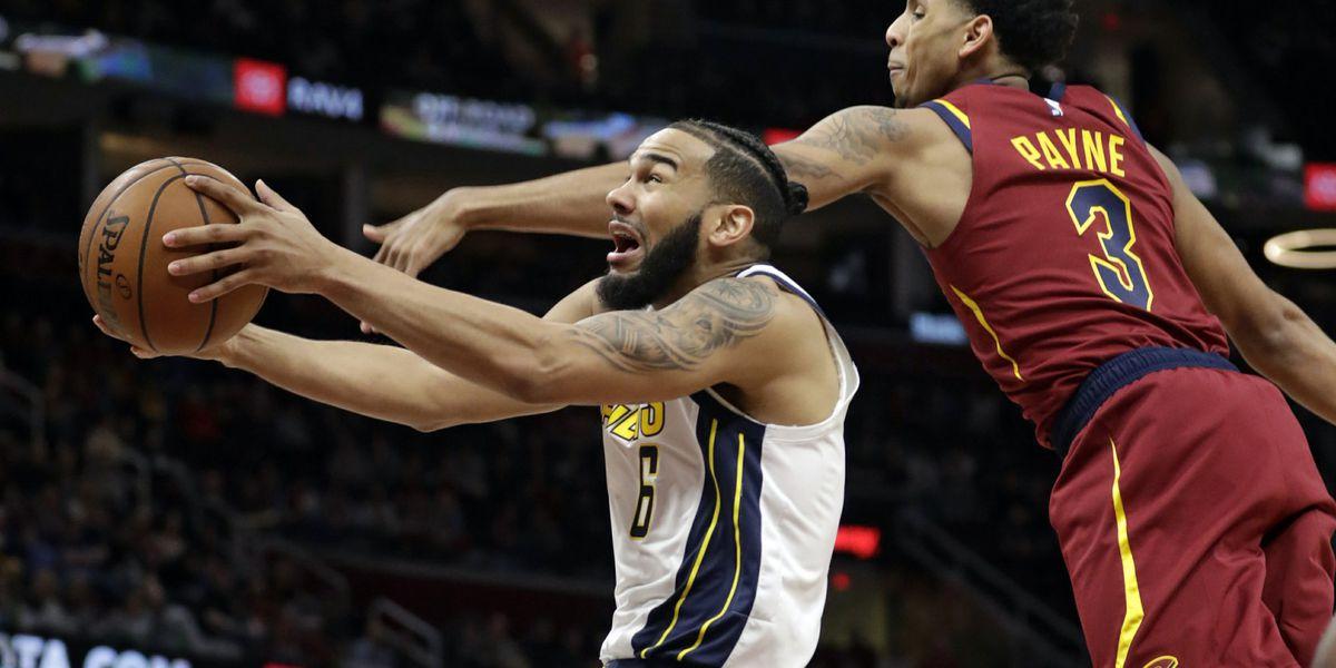Cavs fight back hard but fall to Pacers