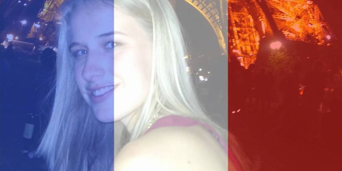 Woman's Facebook post about pretending to be dead during the Paris attack