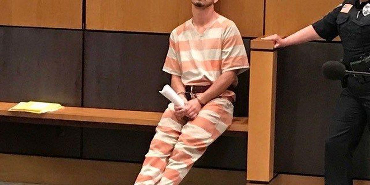 Avon shooting and crash suspect arraigned