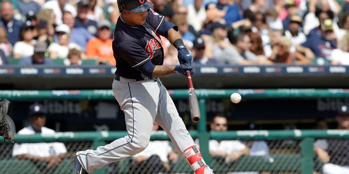 Jose Ramirez hit 2 HRs and 3 doubles, Cleveland Indians win 11th in row