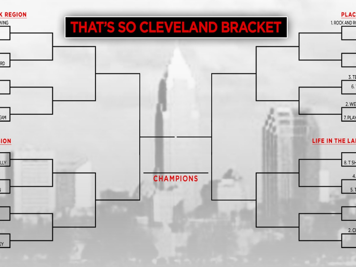 'That's So Cleveland' bracket: What represents 'The Land' the best?
