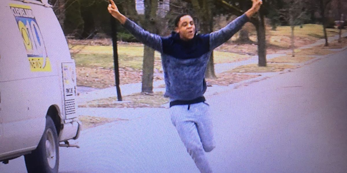 Bonkers for Beckham: Teen's wild OBJ celebration prompts Shaker Heights neighbor to call 911
