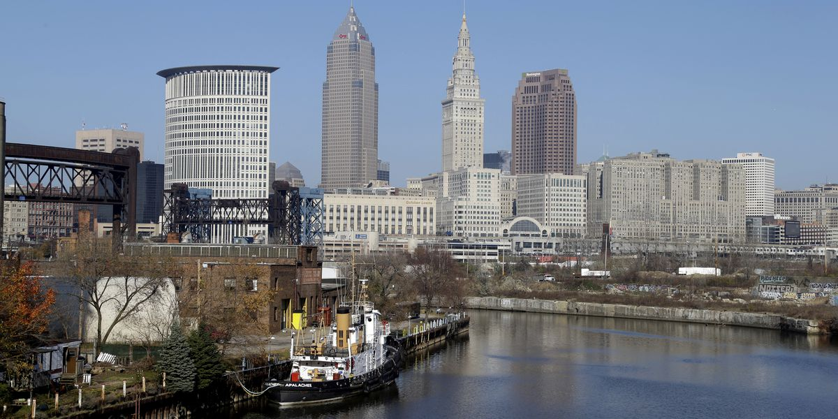 Colorful dye to be placed in Cuyahoga River for NEORSD sewer testing