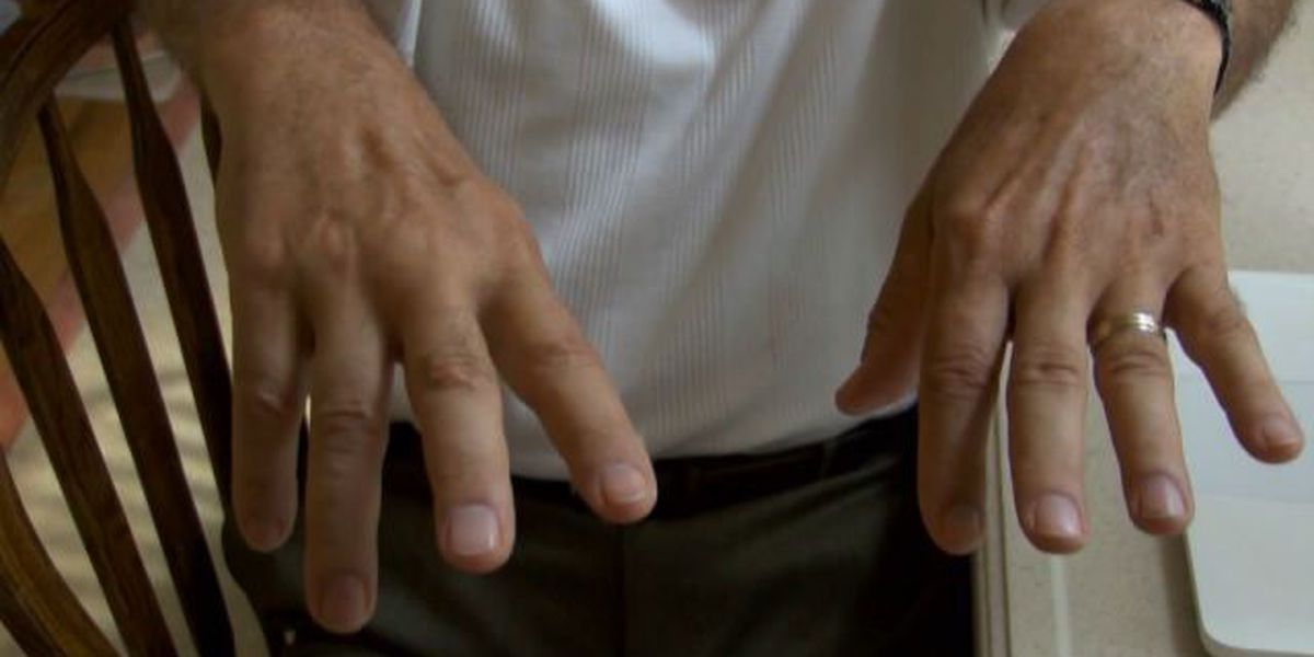 Treating Tremors: New procedure gives patients hope