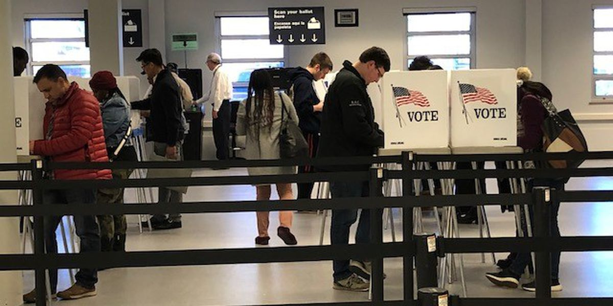 Governor recommends that in-person voting in Ohio for Tuesday's primary election delayed until June