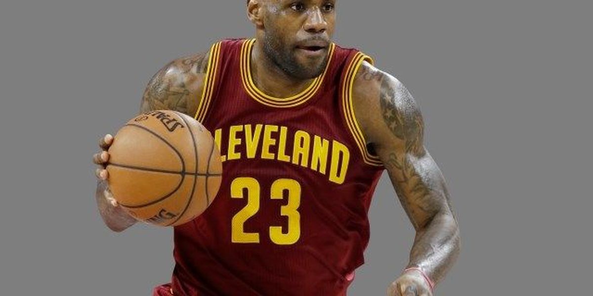 LeBron and Cavs sting Hornets