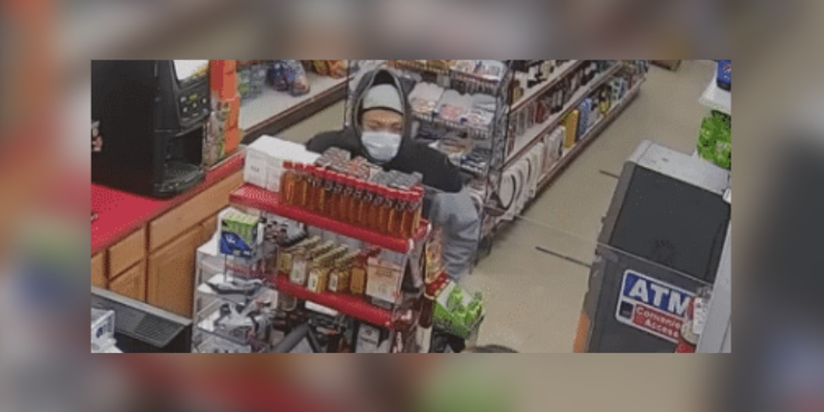 North Canton police seek suspect in theft investigation