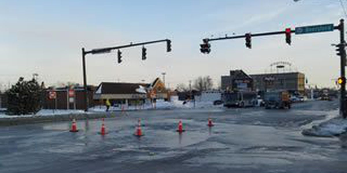 Travel Alert: Water main breaks affect commuters on the east side