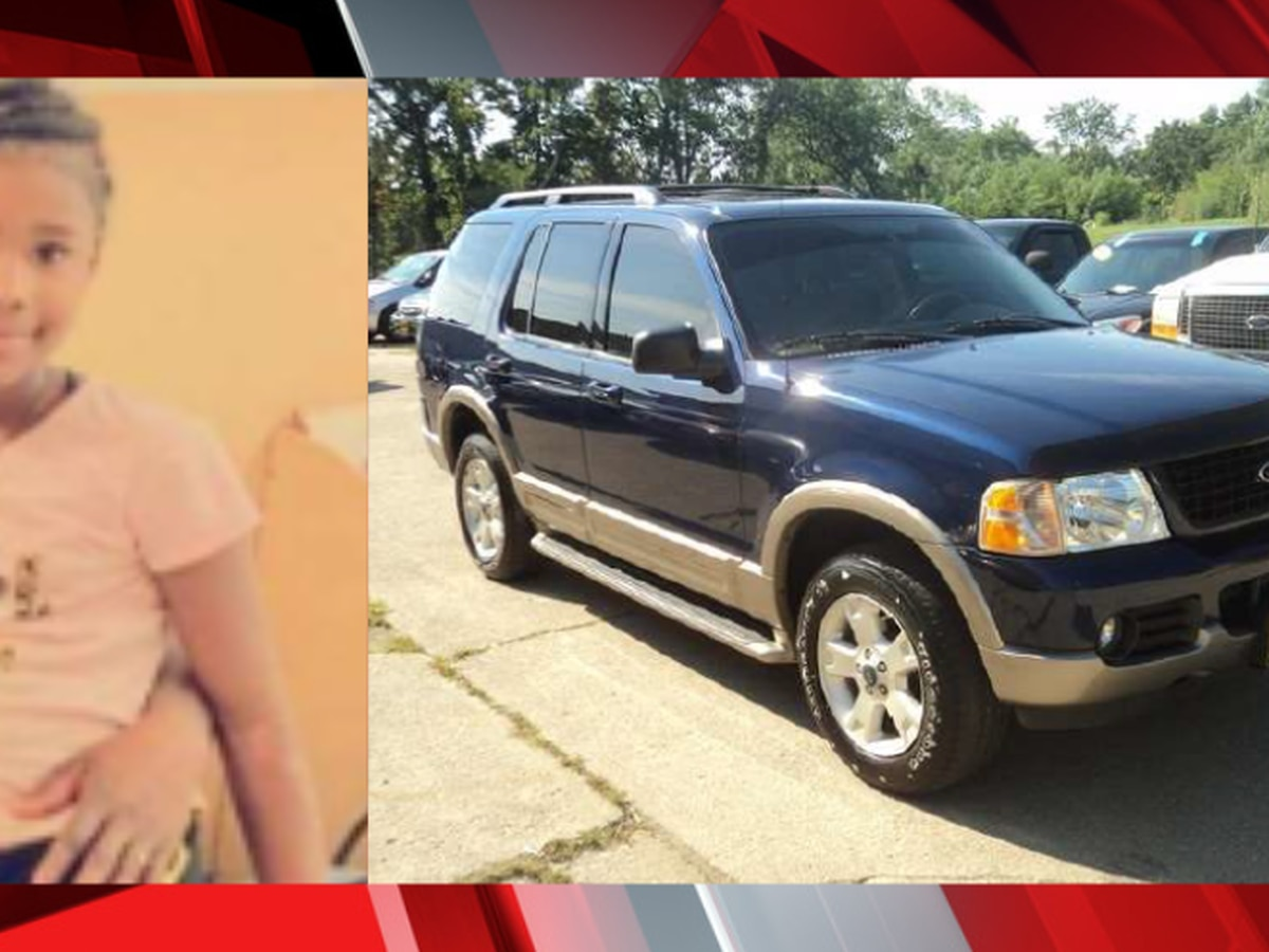 Ohio Amber Alert issued for 9-year-old girl abducted from Columbus