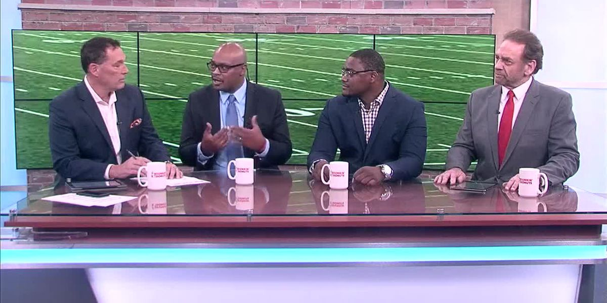 Tailgate 19: Would you rather have Deshaun Watson or Baker Mayfield?