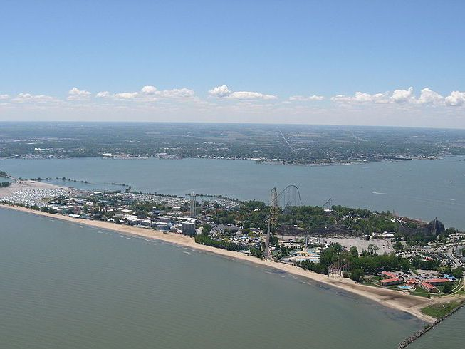 Sandusky voted Best Coastal Small Town by USA Today
