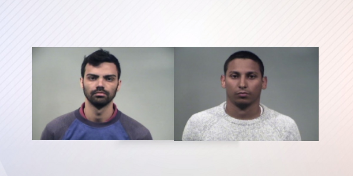 2 men accused of stealing $139,000 through skimming devices, suspects rented storage unit in Cleveland