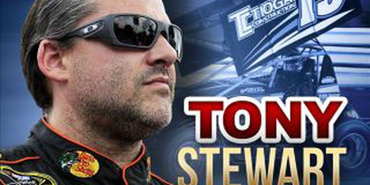 Tony Stewart cleared by Grand jury