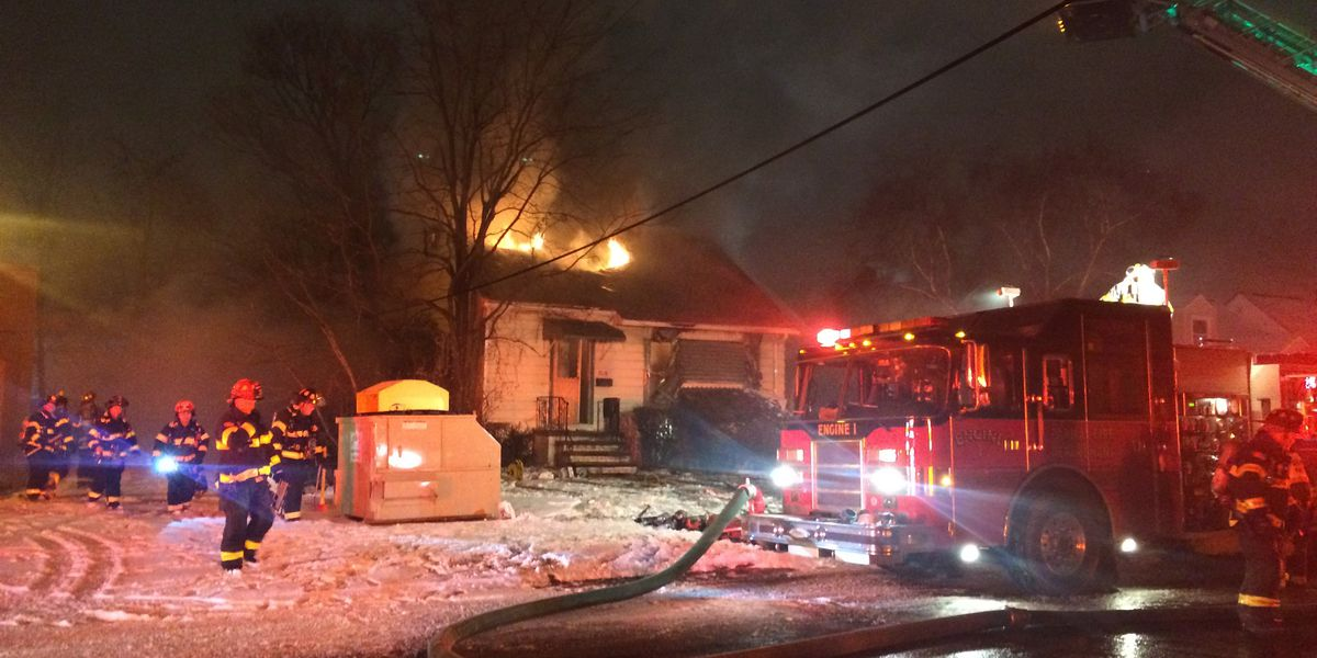 Investigators believe house fire in Parma was accidental