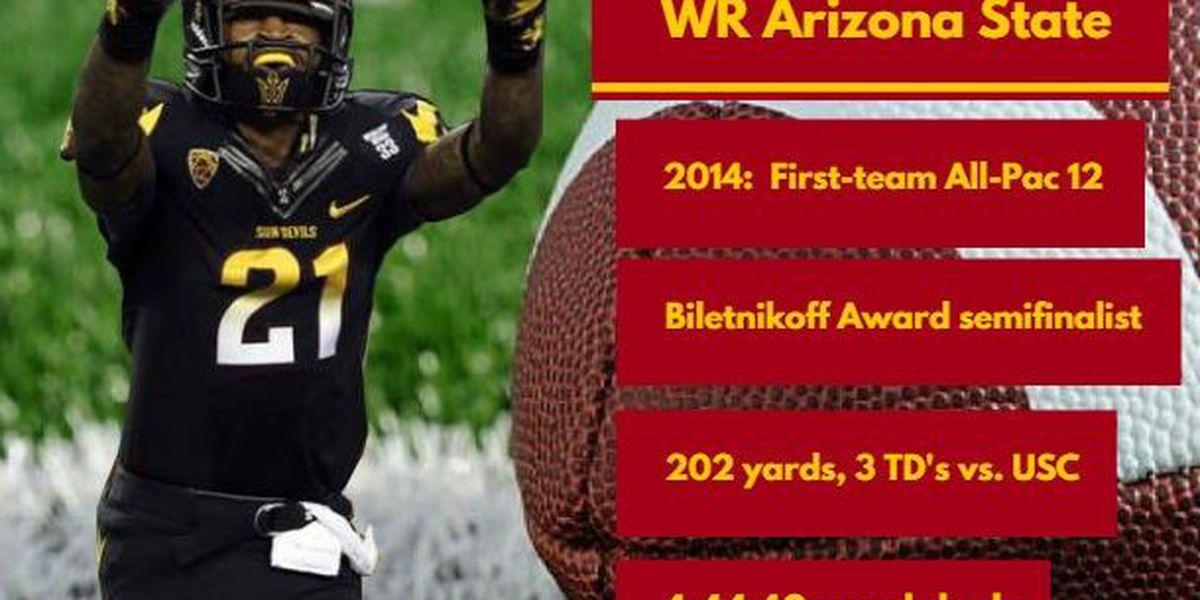 2015 NFL Draft, player profile: Jaelen Strong