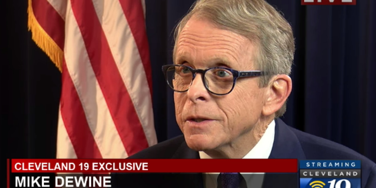 Ohio Gov.-elect DeWine discusses challenges he expects while in office