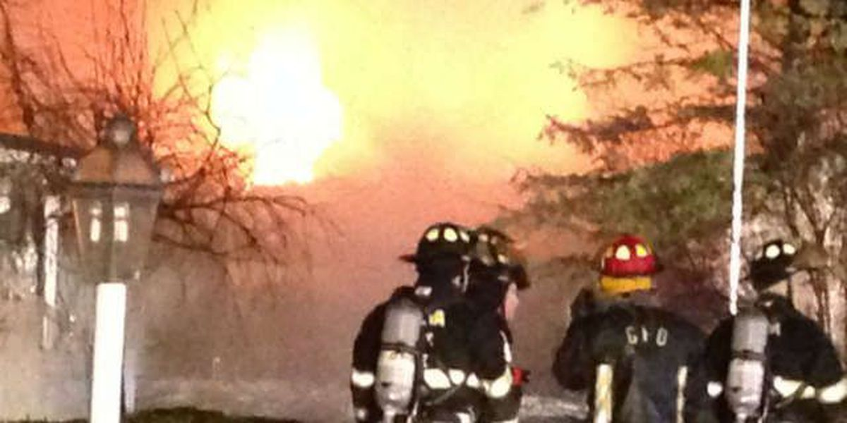 Huge Fire at Lake County Country Club, Two Ferguson Police Officers Shot, Mild March Weather