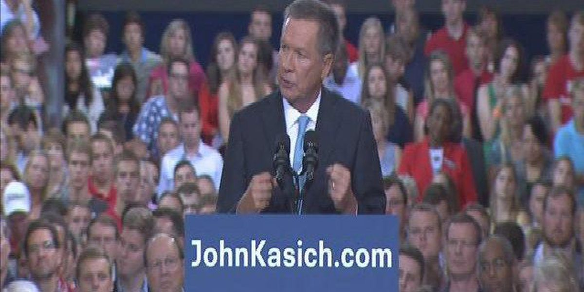 Political experts debate Kasich's chances at president