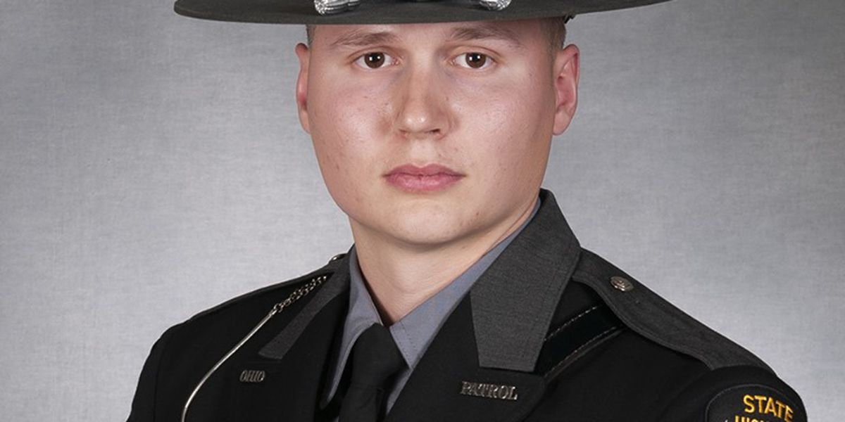 Trooper hit by alleged drunken driver visits post for the first time since accident (video)