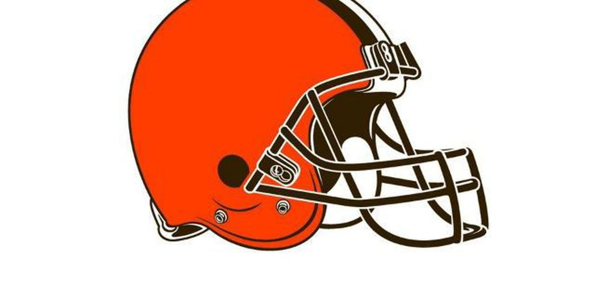 Browns host HELMET contest for area athletes