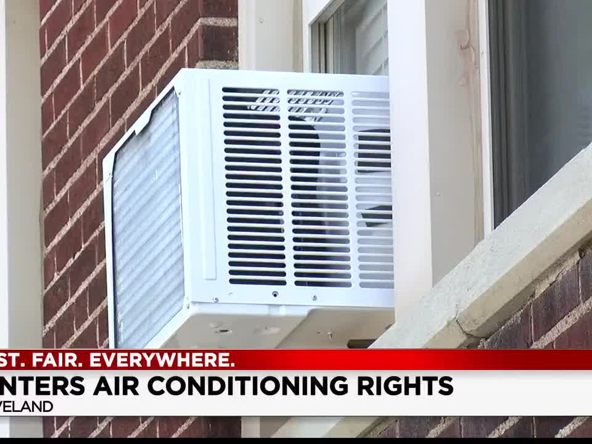 Ohio housing law says tenants don't have a right to A/C, but calling 211 could connect you with a unit