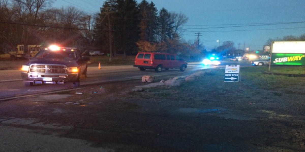 76-year-old pedestrian killed after being struck on Rt. 422