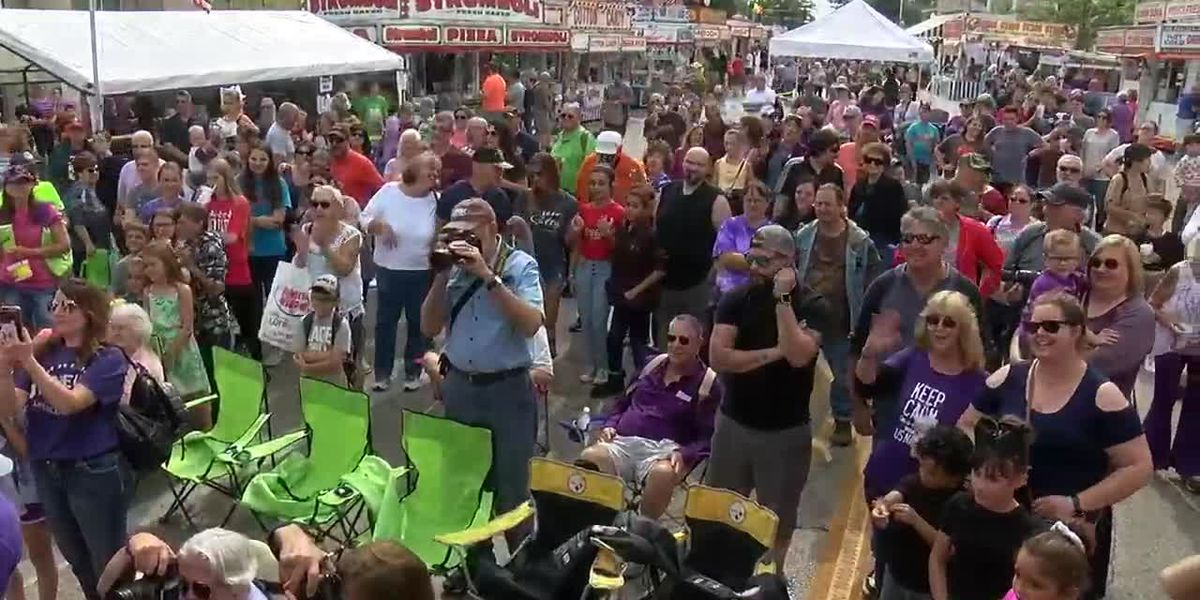 56th annual Grape Jamboree in Geneva is stomped with sunny skies and delicious times