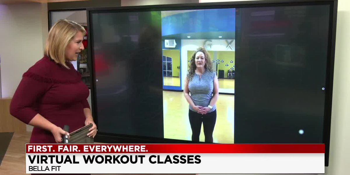 Bella Fit offers virtual workout classes