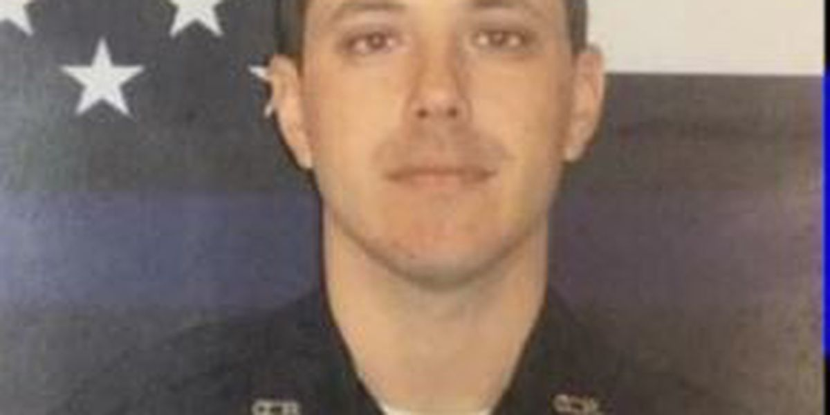Funeral arrangements set for slain Ohio police officer