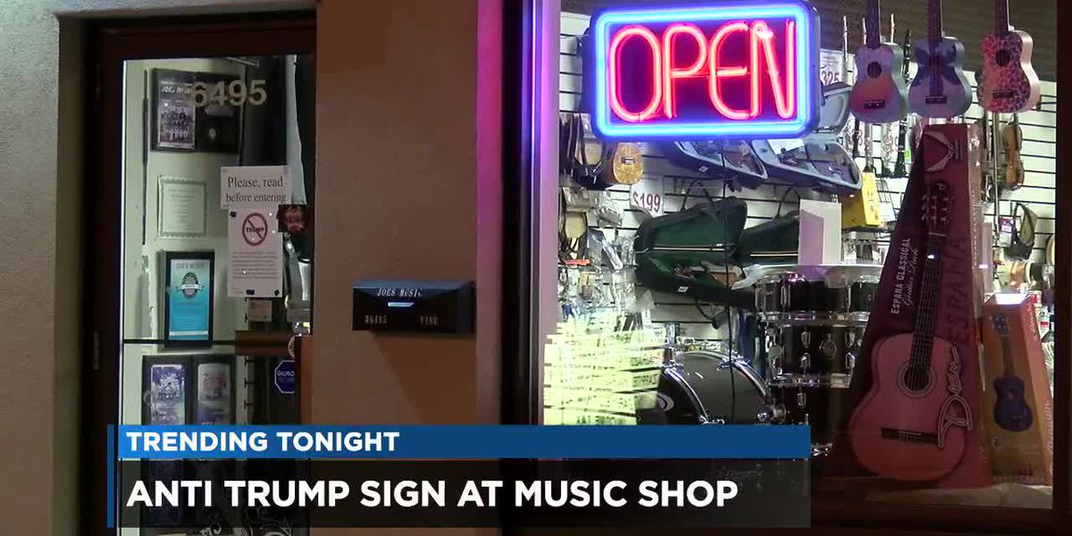 Willoughby shop owner turning away Trump supporters to escape endless political discourse, he says